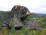 орлиная голова,лиинахамари,природа,север,ortodoxel