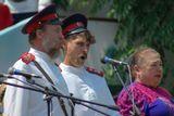 """Каждый год в конце июня,в Старочеркасской проводится областной фестиваль казачьего фольклора""""Нет вольнее Дона Тихого"""""""