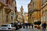 Мальта. Древняя столица г.Мдина. За несколько часов до начала католической Пасхи!!!