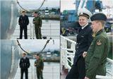 """Ребята с корабля """"Адмирал Чабаненко"""""""
