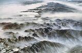 Высота 10 000 метров над уровнем моря.