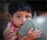 Мальчик с острова Ява (Индонезия).