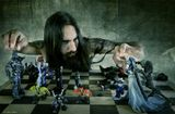 Серия:Мифология осиротевшей землиУри Зилха - бас гитарист Orphaned Land
