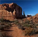 ... Arches National Park...