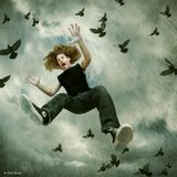"""Из серии """"Мифология осиротевшей земли"""". Мати Сватицкий - гитарист, """"Падший Ангел"""" группы Orphaned Land."""