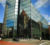 Церковь Св. Троицы в Бостоне (штат Массачусется, США).