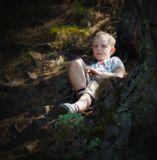дети детство лес мальчик портрет природа ребёнок