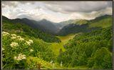 Перевал Пыв. Абхазия. Высота 2100 м.