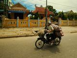 Центральный Вьетнам.Городок с романтичным названием Хуэ...