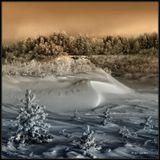 Зимний пейзаж. Бурятия.