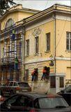 МоскваКолымажный переулок