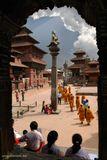 Катманду, Непал. Площадь Патан Дурбар Сквеар