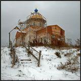 на берегу Волги в старинном селе Завражье восстанавливаются два храма ... Это удивительное село, здесь родился Андрей Тарковский, служил Павел Флоренский...