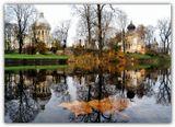 Старинное Никольское кладбищеАлександро-Невская лавраСанкт-Петербург