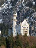 Германия, Бавария, Швангау, замок Нойшванштайн, король Людвиг