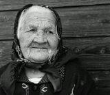 Баба Шура,которой уже 90лет