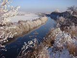 Река Стырь, южная притока Припяти.