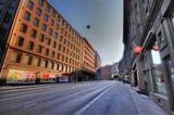 Хельсинки. Утро.