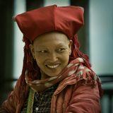 Северный Вьетнам. Сапа.Здесь можно встретить представителей народа, который называется «Красные зао»