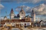 Москва, Измайлово, ноябрь 2011.