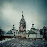 Знаменская церковь г.Суздаль 17векдекабрь 2011г.