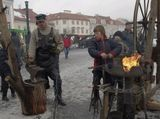 """Вильнюс. Праздник """" Ярмарка Казюкаса"""". Традиционная ярмарка литовских народных ремесел."""
