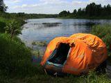 Сплав по Реке Сямжена,Вологодская область