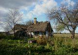 Волынская область, Украина. Хутор.