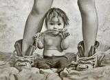ребенок девочка студия