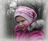 . . . моя крестница ,  Марьяна, 5 лет.