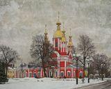 Церковь Иоанна Предтечи на территории Казанского мужского монастыря в Тамбове. Заложена церковь в 1794 году, но строительство протянулось до 1821 года. Восстановлена в  2011 году.