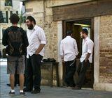 Еврейское гетто в Венеции.