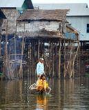 Kampong Phluk, Siem Reap, Cambodia