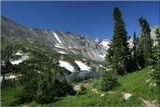 Колорадо. Возле озера Изабелла на высоте 3200м над уровнем моря.