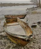 Дон, лодки, ожидание