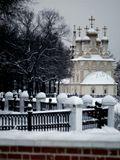 Набережная Рязанского Кремля.