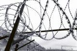 Ледяной дождь... Колючая проволока... Намёк на побег.... http://фотомагистр.рф http://studio-kaptur.ru