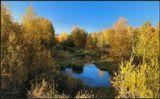 Среди зимы, среди морозов, Когда вокруг белым бело, Почаще вспоминайте осень, Чтоб стало на душе тепло... _________________________________ Осенний денек в Бурятии.