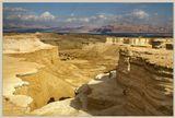 Иудейская пустыня, с видом на Мертвое море. На заднем плане - иорданские горы. Январь 2012. Sony A700 & Tamron 17-50 f2.8.