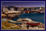 одна из тысяч рыбацких деревень...
