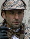 Последний из серии о Шерлоке Холмсе))