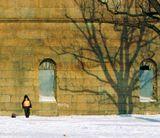 Петербург, Невская куртина, плёнка Kodak Profoto XL 100, февраль 2012 года.