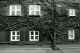 Банкир Фугеррай из города Аугсбург (Германия) построил в 16 веке квартал для бедных - первое в мире социальное жилье. Сейчас это не музей, здесь до сих пор живут люди...