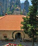 Греция, Метеоры, монастырь Русану
