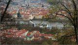 Впервые побывала в Праге. Не могу сказать, что объездила весь мир, но Прага показалась самым красивым городом Европы. В прозрачной едва распустившейся листве вдохновенно заливались соловьи.