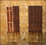 Иерусалим, окна, Израиль