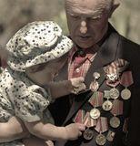- Деда, а у меня будут такие же, когда вырасту? - Нет, внученька... Надеюсь, нет...