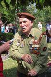 8мая 1943 ему исполнилось 17, а на следующий день он ушёл на фронт. 9мая 1945 он был в госпитале. Там узнал о Победе