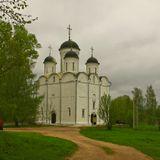 село микулино собор михаила архангела основан в 1398 годуданная постройка 1550 года
