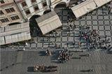 Чехия, Прага, Староместская площадь, сентябрь 2010 г.